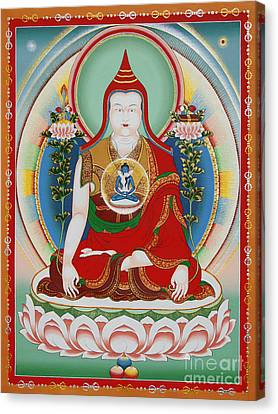 Longchenpa Canvas Print