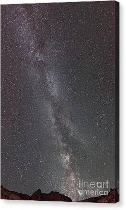 Canvas Print featuring the photograph Look To The Heavens by Sandra Bronstein