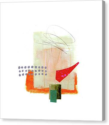 Loose Ends #4 Canvas Print by Jane Davies