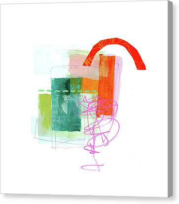 Loose Ends#1 Canvas Print by Jane Davies