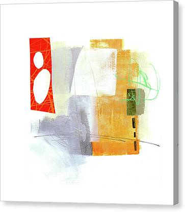 Loose Ends#2 Canvas Print by Jane Davies