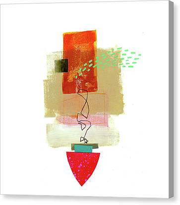 Loose Ends#3 Canvas Print by Jane Davies