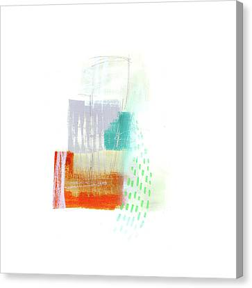 Loose Ends#5 Canvas Print by Jane Davies