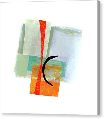 Loose Ends#6 Canvas Print by Jane Davies
