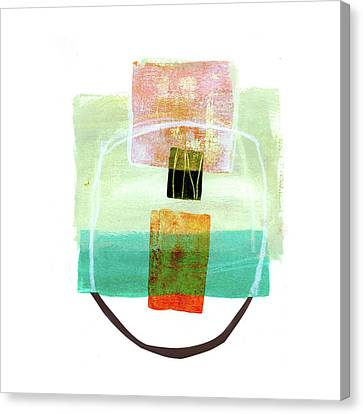 Loose Ends #8 Canvas Print by Jane Davies