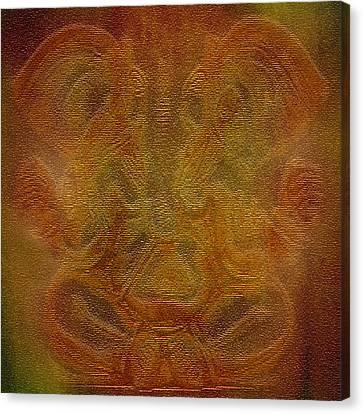 Ganapati Canvas Print - Lord Ganesha by Art Spectrum