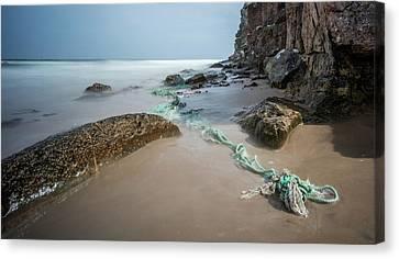 Lossiemouth Beach Canvas Print