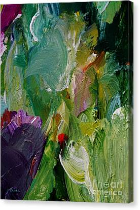 Bold Colors Canvas Print - Lost by John Clark