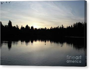 Lost Lagoon Canvas Print
