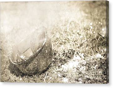 Explosion Canvas Print - Lost The Battle But Won The War by Jorgo Photography - Wall Art Gallery