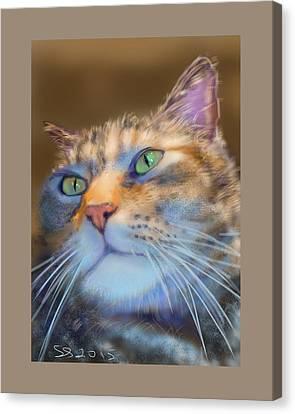 Louanne Canvas Print