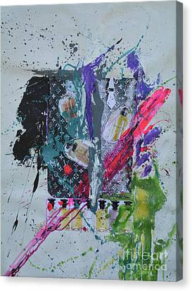 Totam Canvas Print - Louis Vuitton The Magnificent Seven 2 by To-Tam Gerwe