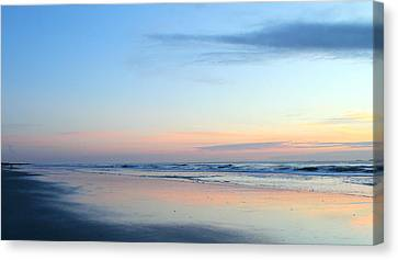 Love Is In My Life Canvas Print by Fiona Kennard