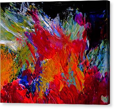 Love Canvas Print by Michael Durst