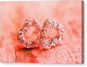 Love Of Crystals Canvas Print by Jorgo Photography - Wall Art Gallery