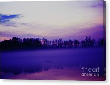 Loves Passion Canvas Print
