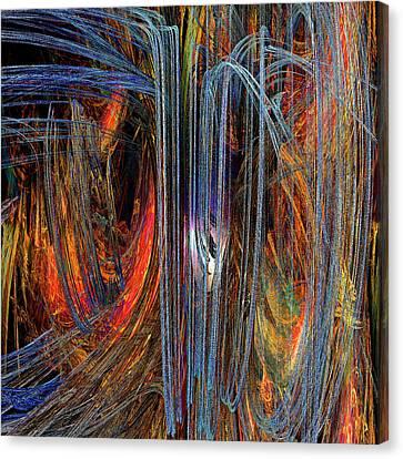 Loves Rhapsody Canvas Print by Michael Durst