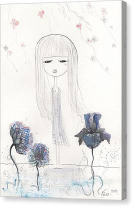 Loving Hart Canvas Print