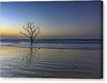 Low Tide Calm - Botany Bay Canvas Print