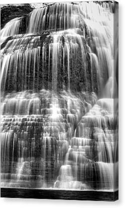 Lower Falls #5 Canvas Print by Stephen Stookey