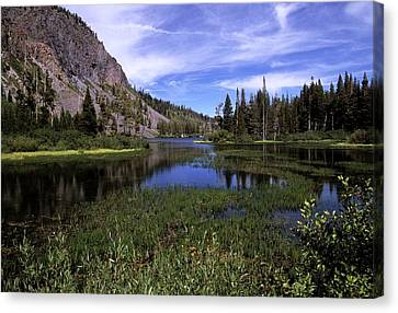 Lower Twin Lakes Canvas Print