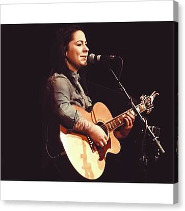 @lspraggan In @brighton The Other Canvas Print by Natalie Anne
