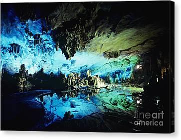 Lu Di Cave Canvas Print by Rita Ariyoshi - Printscapes