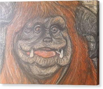 Ludo Canvas Print