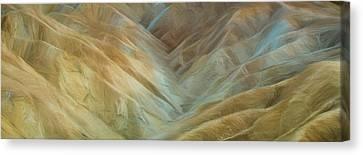 Luminescent Lands II Canvas Print by Jon Glaser
