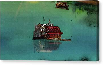 Luminosity Canvas Print by Manjot Singh Sachdeva