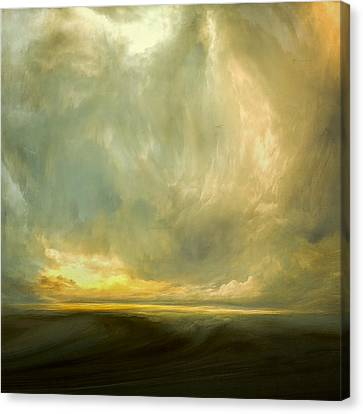 Luminous Air Canvas Print
