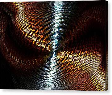 Luminous Energy 10 Canvas Print by Will Borden