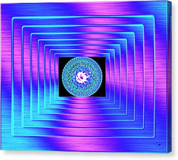 Luminous Energy 9 Canvas Print by Will Borden