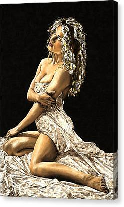 Luminous Canvas Print by Richard Young