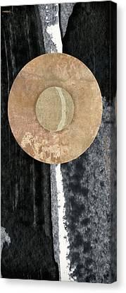 Montage Canvas Print - Lunar Rift by Carol Leigh