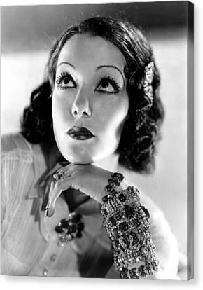 Lupe Velez, Mgm, 1933, Photo Canvas Print