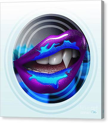 Canvas Print - Lust by Mo T