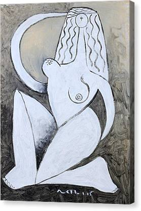 Lux No. 10  Canvas Print by Mark M  Mellon