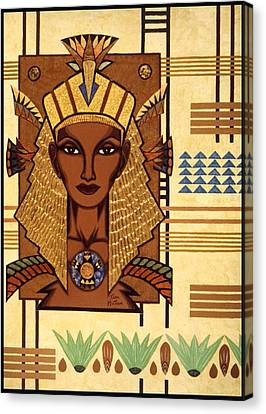 Luxor Deluxe Canvas Print by Tara Hutton