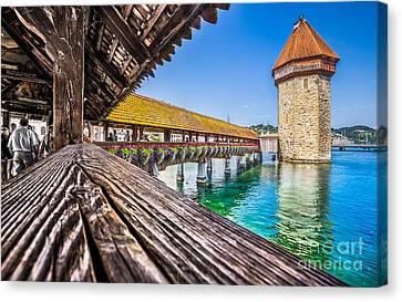 Luzern Canvas Print by JR Photography