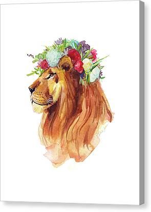 Lyon Pride Canvas Print by Stephie Jones