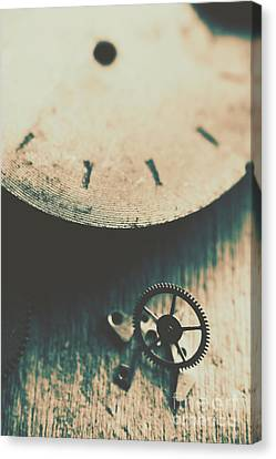 Antiquity Canvas Print - Machine Time by Jorgo Photography - Wall Art Gallery