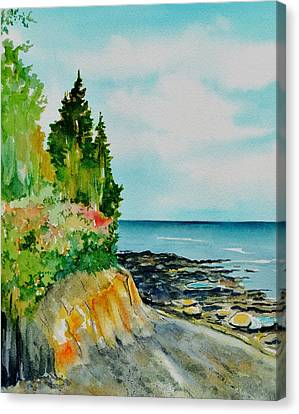Mackworth Island Maine  Canvas Print