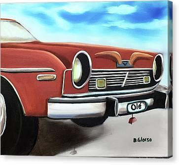 Madador Ole Canvas Print