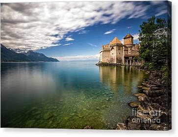Made In Switzerland Canvas Print by Giuseppe Torre