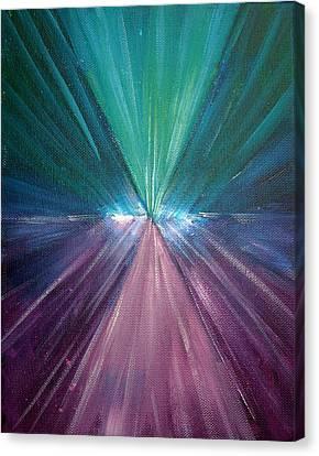 Maeve Essence Canvas Print by Tara Moorman
