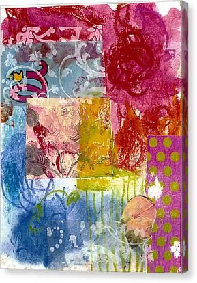 Magali Canvas Print