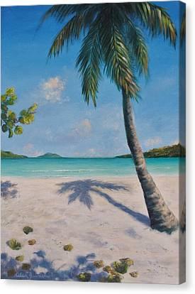 Magens Bay Morning By Alan Zawacki Canvas Print
