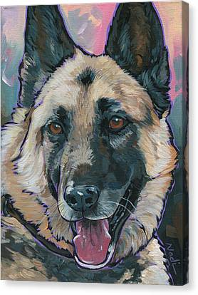 Canvas Print - Maggie by Nadi Spencer