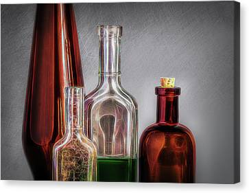 Medication Canvas Print - Magic Elixir by Tom Mc Nemar